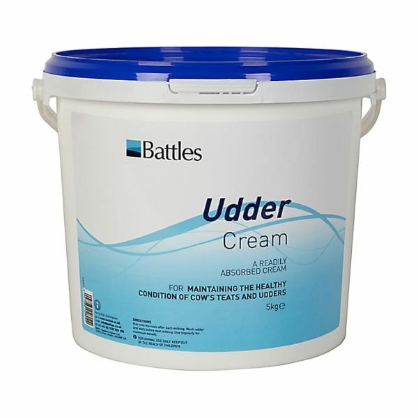 Battle Udder cream