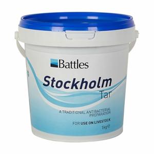 Battles Stockholm tar
