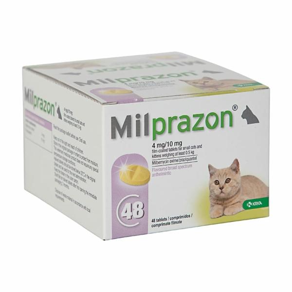 Milprazon small cat