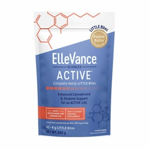 ElleVance active little bites